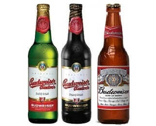 Two different Budweiser trademarks